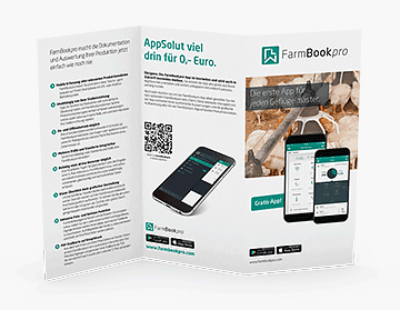 farmbookpro flyer deutsch